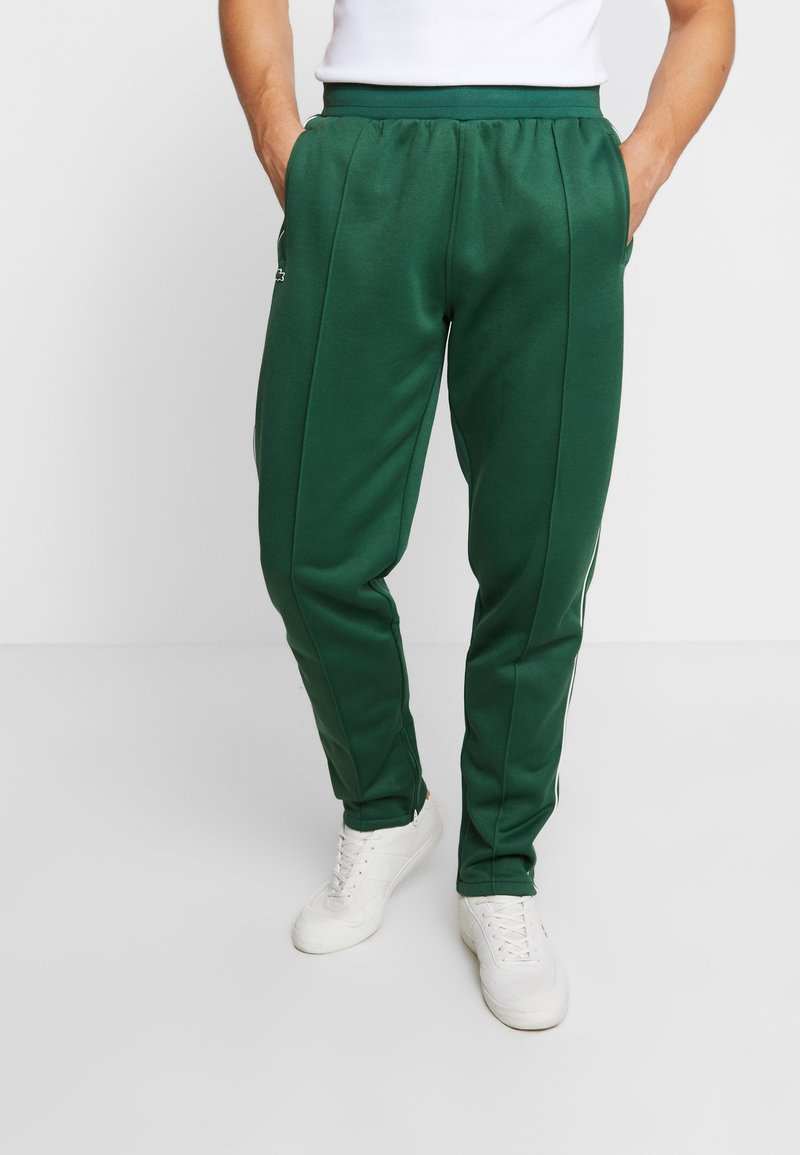 Lacoste LIVE - HH0604-00 - Tracksuit bottoms - green