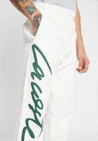 Lacoste LIVE - Jogginghose - flour/green - 4