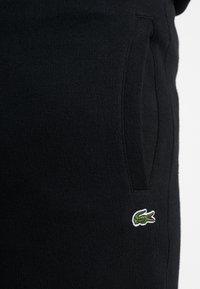 Lacoste LIVE - Pantalon de survêtement - black/white - 5