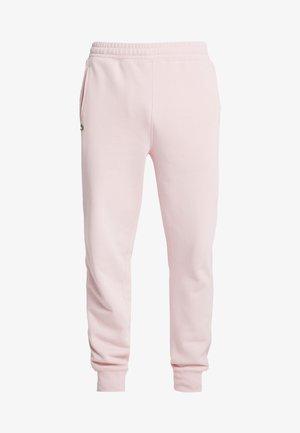 Teplákové kalhoty - lychee