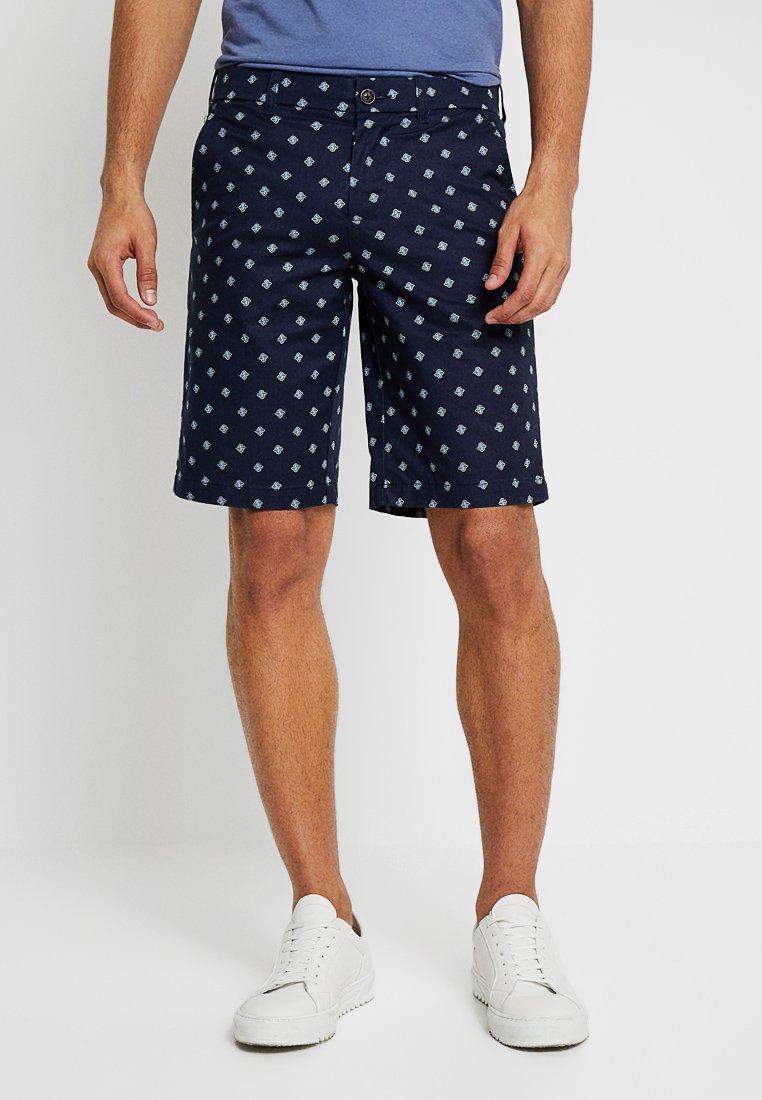 Lacoste LIVE - Shorts - navy blue