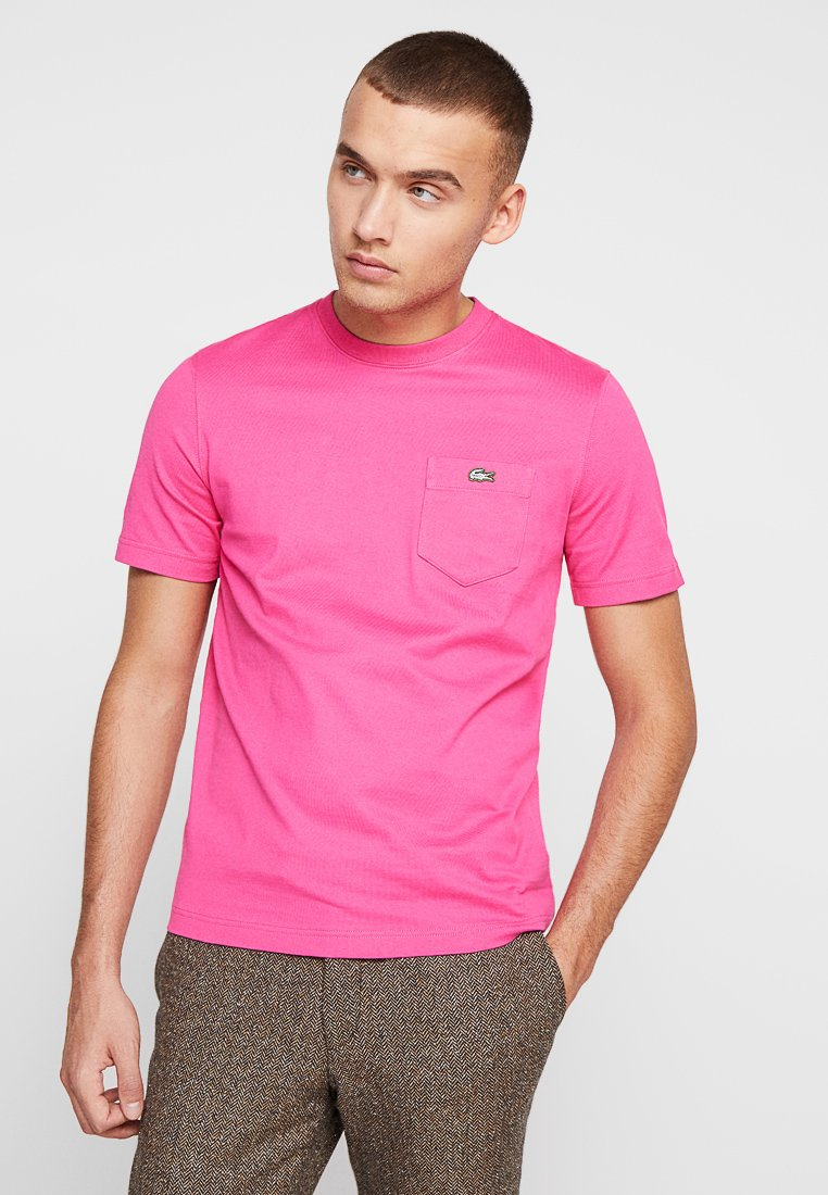Lacoste LIVE - T-Shirt basic - lisot