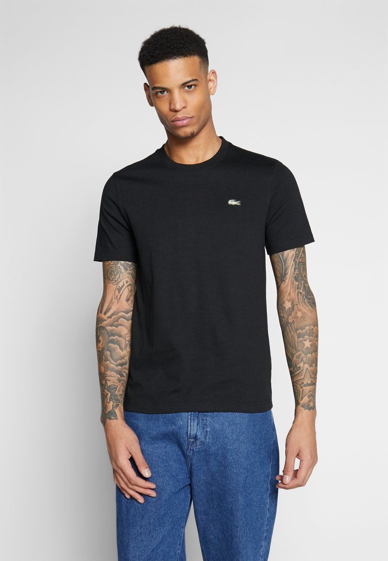 Lacoste LIVE - Basic T-shirt - black