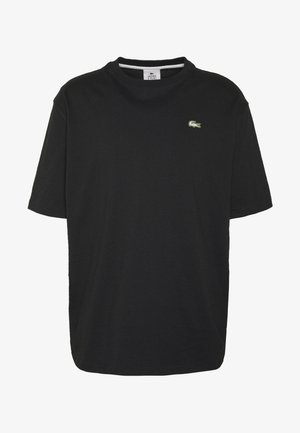 TH8084-00 - Basic T-shirt - black