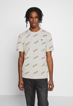 Print T-shirt - marten/viennese