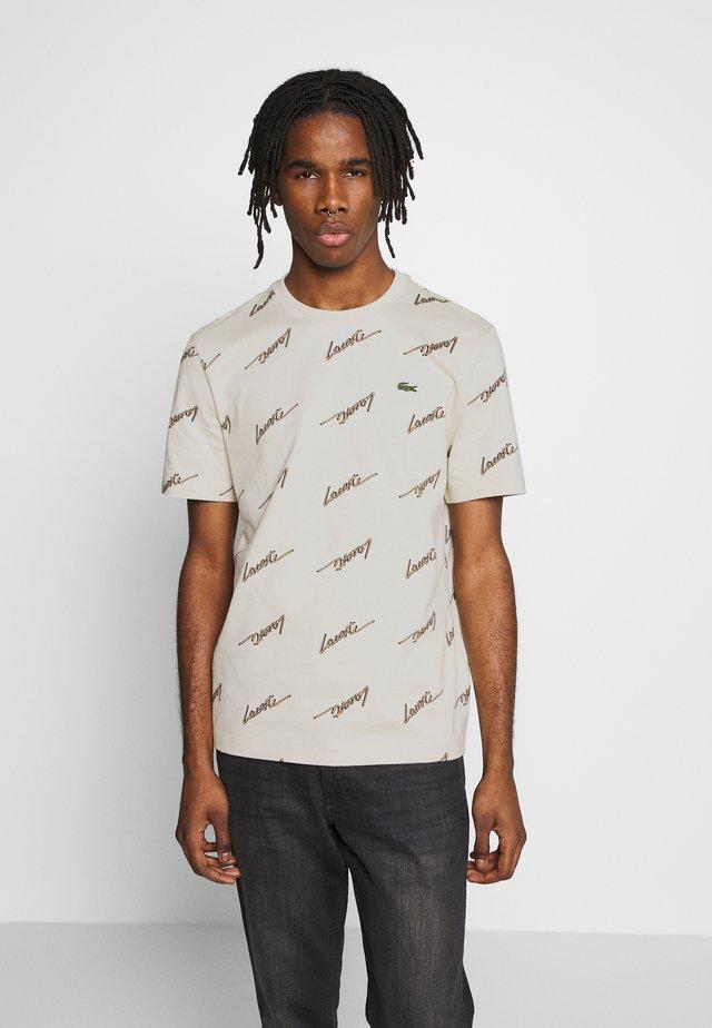 T-shirts med print - marten/viennese