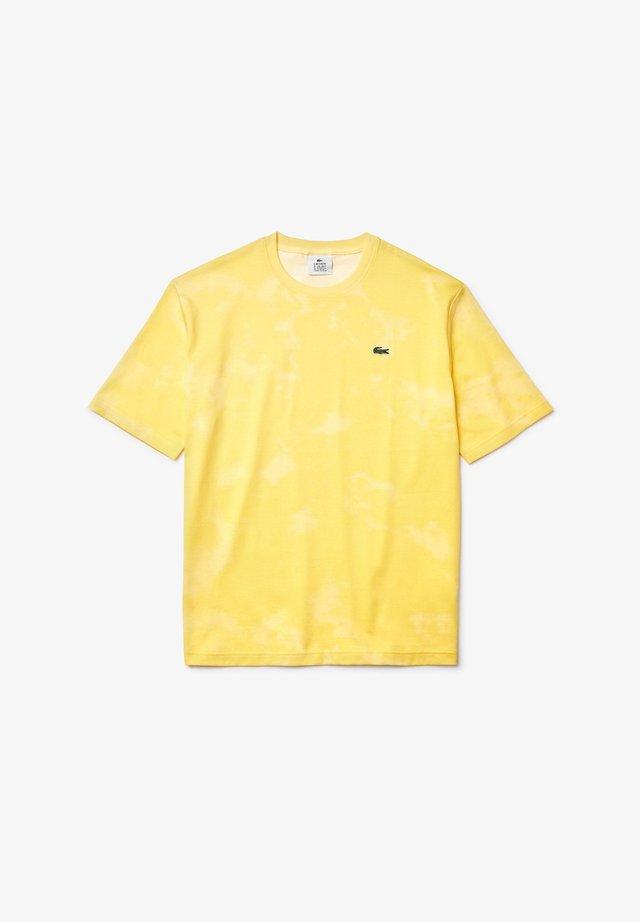 TH5561 - Print T-shirt - jaune / jaune