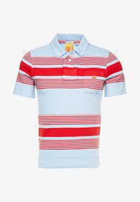 Lacoste LIVE - LACOSTE LIVE X OPENING CEREMONY POLO SHIRT - Polo shirt - calanque/multicolor - 3