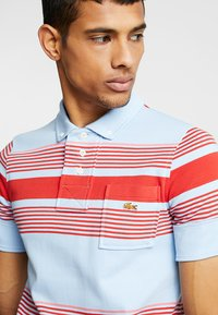 Lacoste LIVE - LACOSTE LIVE X OPENING CEREMONY POLO SHIRT - Polo shirt - calanque/multicolor - 4