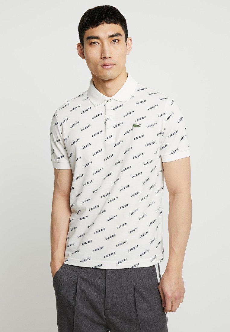 Lacoste LIVE - Polo shirt - mascarpone/methylene