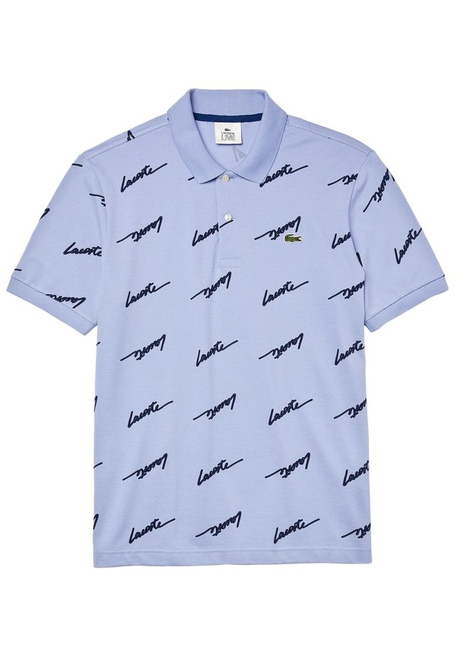 PH4347-00 - Polo shirt - violet/bleu marine