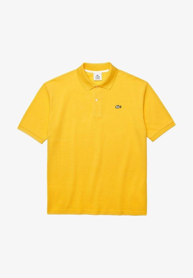 PH8027-00 - Polo shirt - jaune