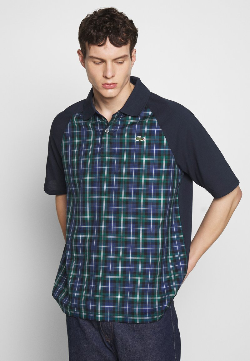 Lacoste LIVE - Polo shirt - navy blue