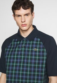 Lacoste LIVE - Polo shirt - navy blue - 4