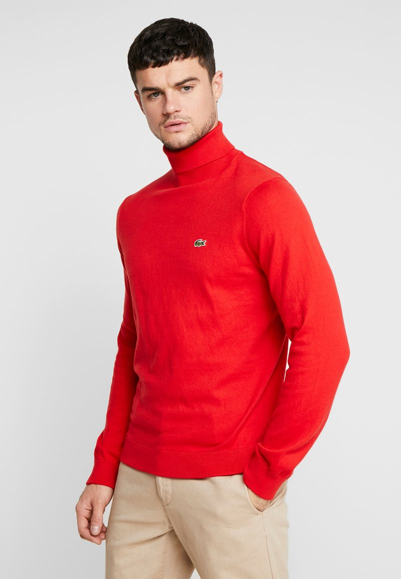 Lacoste LIVE - Neule - flash red