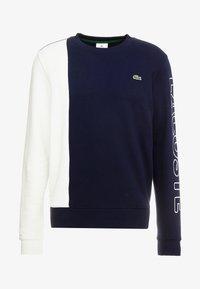 Lacoste LIVE - Sweatshirt - marine/farine - 3