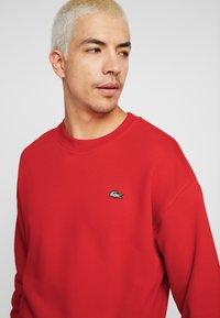 Lacoste LIVE - Sweatshirt - flash red - 3