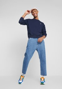 Lacoste LIVE - SH8054-00 - Pullover - navy blue - 1