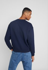 Lacoste LIVE - SH8054-00 - Pullover - navy blue - 2