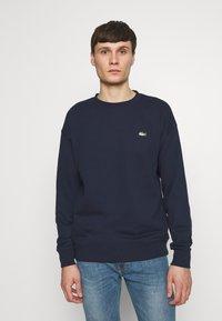 Lacoste LIVE - Sweatshirt - navy blue - 0