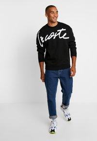 Lacoste LIVE - Sweater - black/white - 1