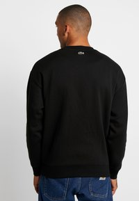 Lacoste LIVE - Sweater - black/white - 2