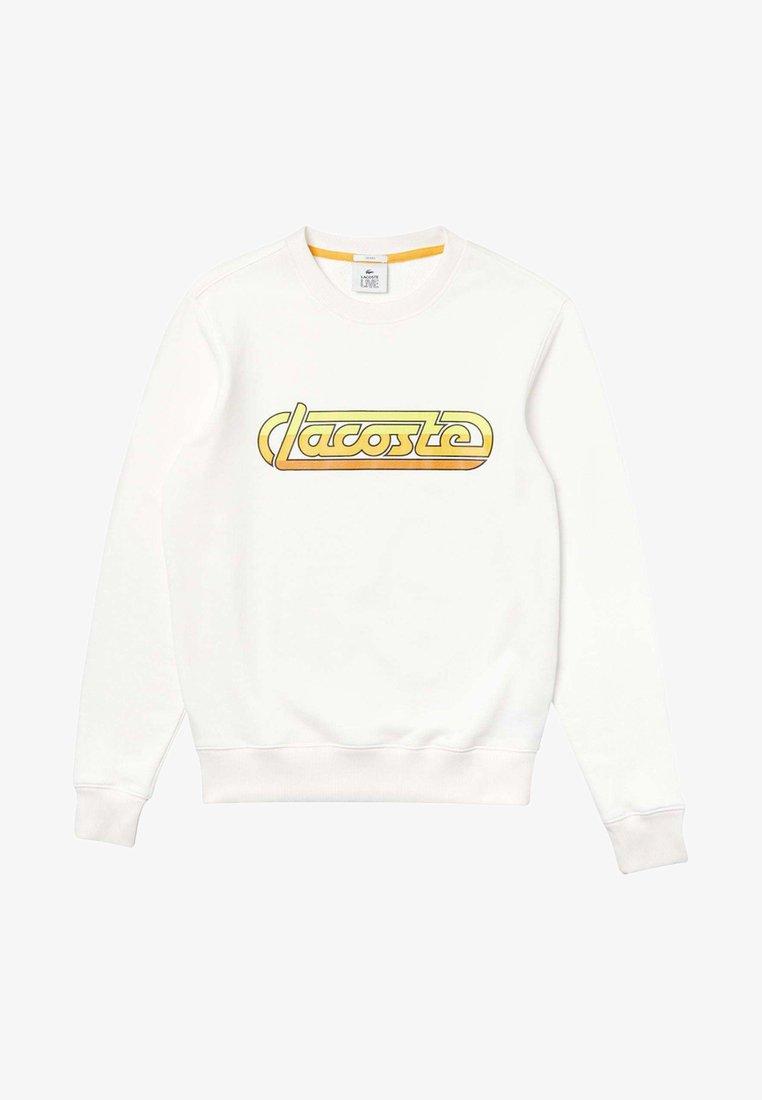 Lacoste LIVE - SH8072-00 - Sweatshirt - white