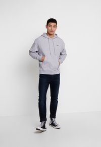 Lacoste LIVE - Hoodie - silver chine - 1