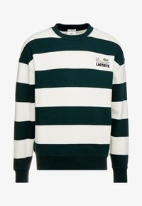 Lacoste LIVE - SH8142 - Sweatshirts - flour/sinople - 3