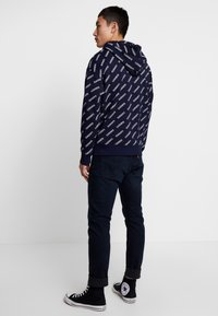 Lacoste LIVE - SH8151 - Hoodie - marine/blanche - 2