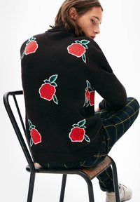Lacoste LIVE - PULLI - Sweatshirt - black - 1