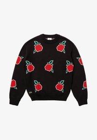 Lacoste LIVE - PULLI - Sweatshirt - black - 3
