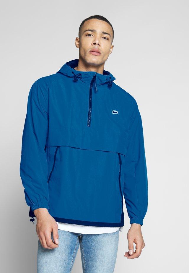 Lett jakke - blue