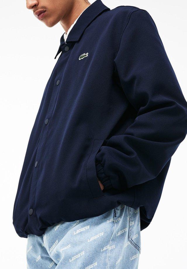 BH3269 BLOUSON - Training jacket - bleu