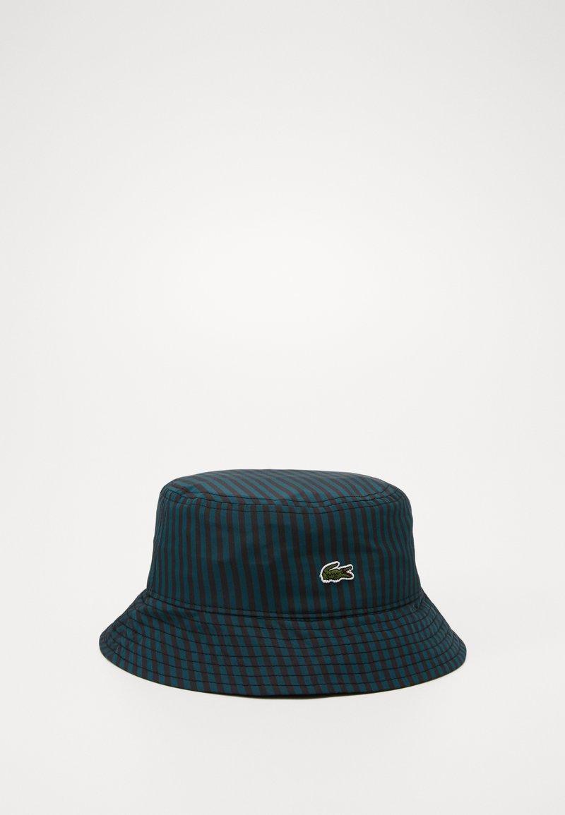 Lacoste LIVE - BUCKET HAT - Hattu - black/pine