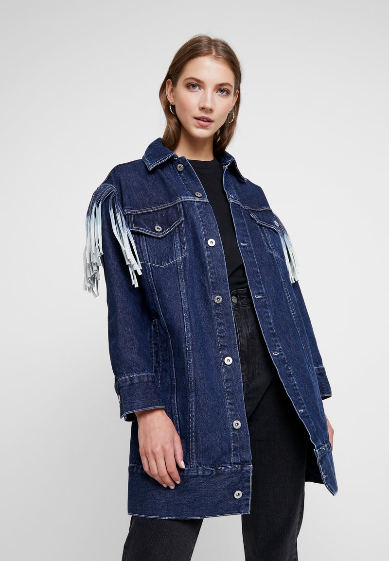 Levi's® Made & Crafted - RANCH - Jeansjacke - blue denim