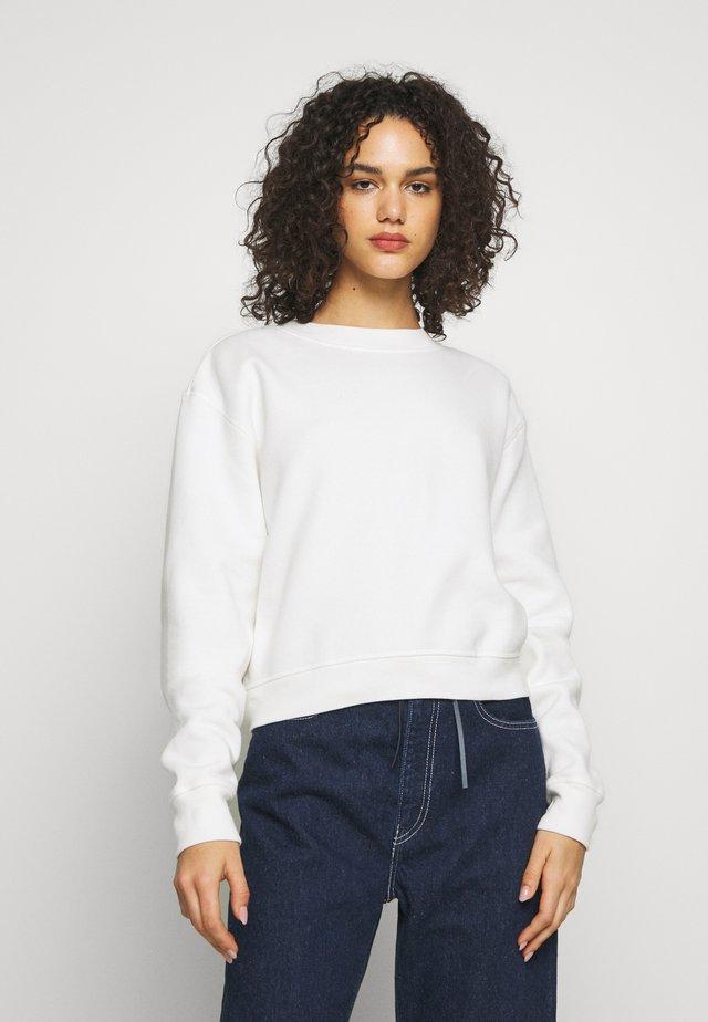 MOCK NECK - Sweater - pristine