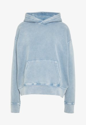 THE HOODIE - Jersey con capucha - copen blue wash