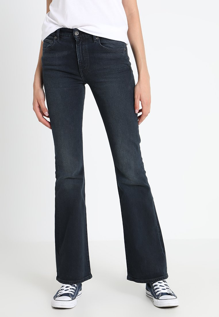 Levi's® Made & Crafted - LMC STEMS - Flared Jeans - lmc dusk