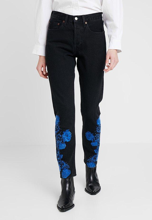 501® - Jeans Skinny Fit - grey denim