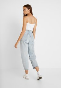 Levi's® Made & Crafted - LMC BARREL - Straight leg jeans - crisp sky - 2