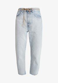 Levi's® Made & Crafted - LMC BARREL - Straight leg jeans - crisp sky - 4