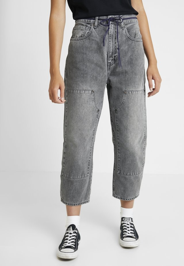 LMC BARREL - Straight leg jeans - men at work