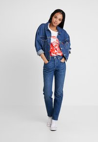 Levi's® Made & Crafted - 501 - Jean droit - blue boots - 1