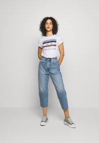 Levi's® Made & Crafted - BARREL - Jeans Relaxed Fit - palm blues - 1