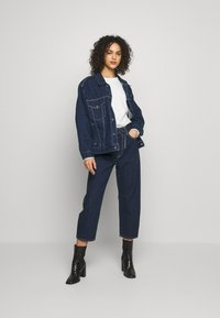 Levi's® Made & Crafted - BARREL - Jeans relaxed fit - majorelle blue - 1