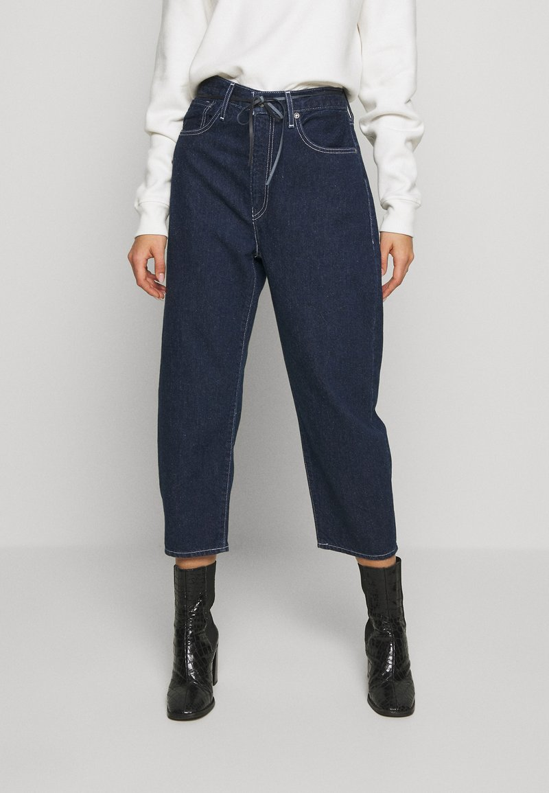 Levi's® Made & Crafted - BARREL - Jeans relaxed fit - majorelle blue
