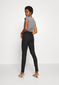 Levi's® Made & Crafted - Vaqueros pitillo - stay black - 2