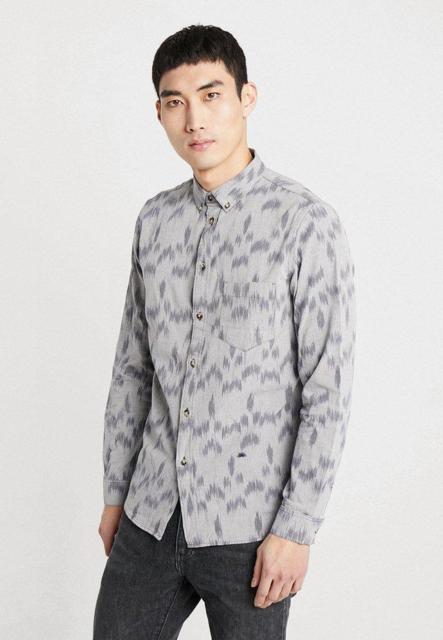STANDARD SHIRT - Skjorta - ikat multi