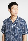 Levi's® Made & Crafted - PAJAMA SHIRT - Shirt - bandana blues